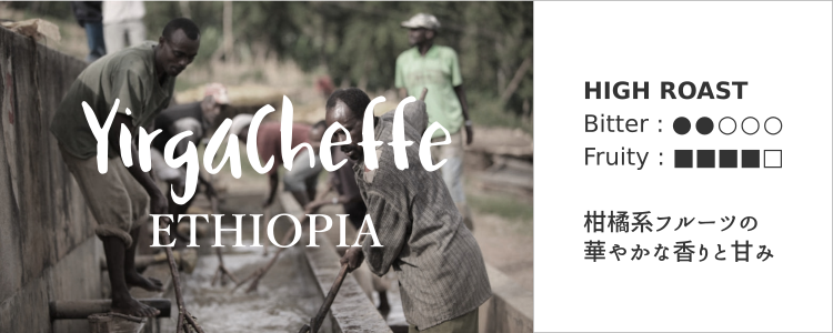 エチオピア イルガチェフ レスティ