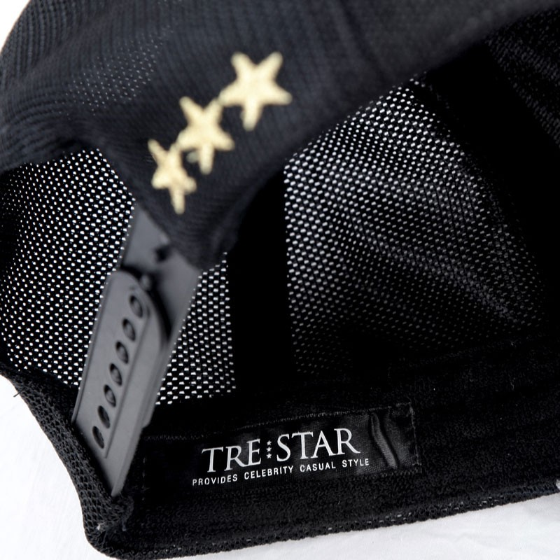 TRE☆STAR トレスター メッシュキャップ
