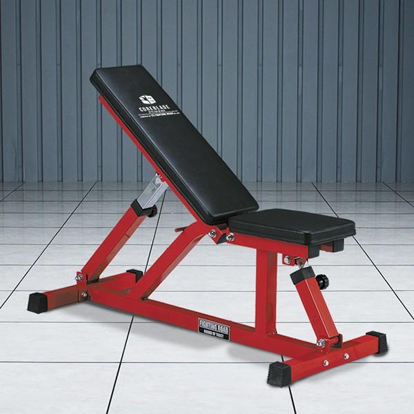 フラットインクラインベンチ−TRUST フラットベンチ インクライン 筋トレ ダンベル トレーニング 大胸筋