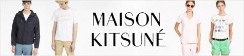 [メゾンキツネ] MAISON KITSUNE