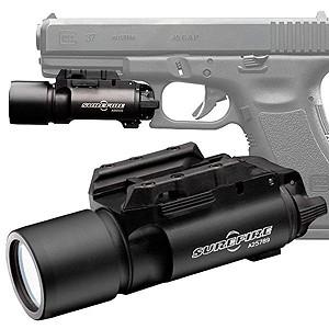X300 SUREFIRE シュアファイア 20mmレイル対応 高輝度LED