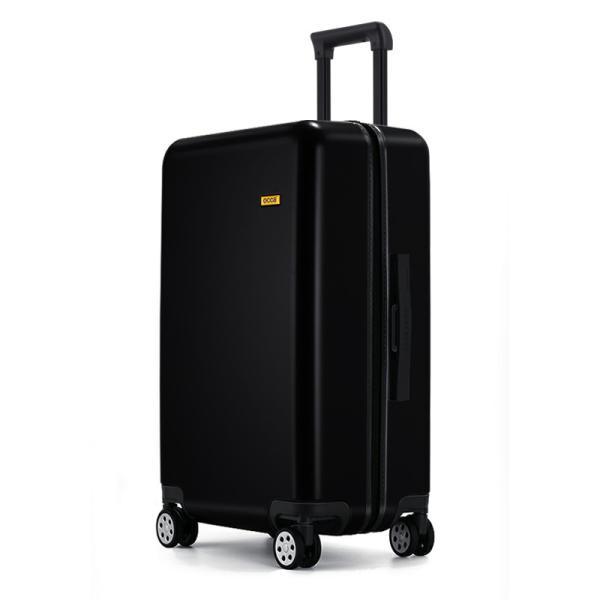 スーツケース キャリーバッグ  M サイズ 高級PC100%ボディ超軽量 YKKファスナー Wキャスター TSAロック|first-shop|15