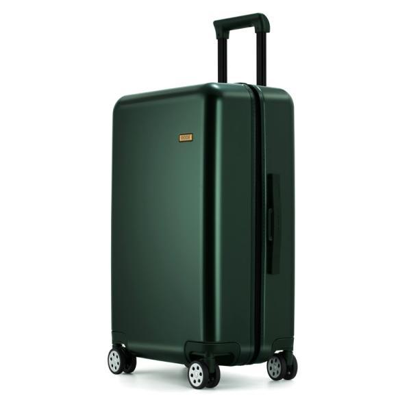 スーツケース キャリーバッグ  M サイズ 高級PC100%ボディ超軽量 YKKファスナー Wキャスター TSAロック|first-shop|16