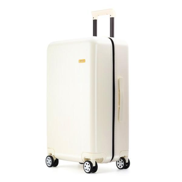 スーツケース キャリーバッグ  M サイズ 高級PC100%ボディ超軽量 YKKファスナー Wキャスター TSAロック|first-shop|17