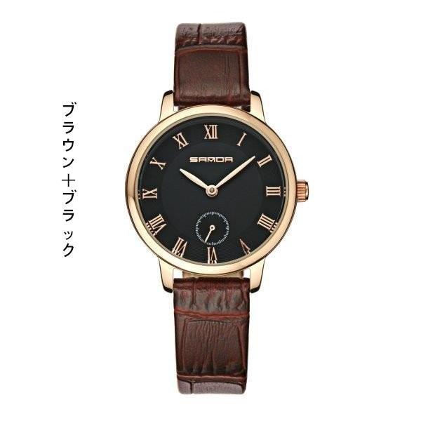 腕時計 メンズ ユニセックス ペア ウォッチ シンプル メタルバンド ビッグフェイス シルバー 防水 アクセサリー|fit-001|20