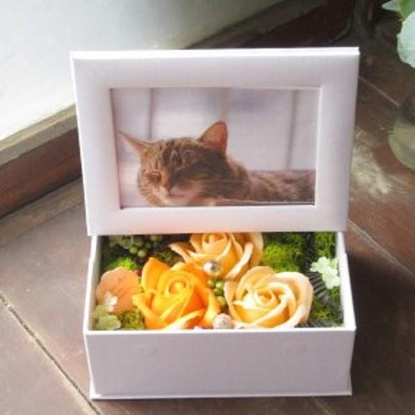 15種類から選べる フラワーフォトボックスorフレーム 写真立て 額 花 fkjiyugaoka 19