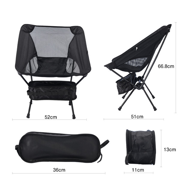 アウトドアチェア イス 椅子 軽量 レジャーチェア ポータブル 折りたたみ ポータブル 持ち運び 運動会 ad026|fkstyle|20