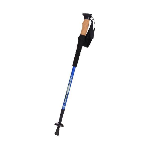 トレッキングポール 伸縮式 登山 山登り ステッキ ストック 杖 調整可能 ストラップ付 アンチショック機能 od386|fkstyle|13