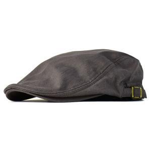 帽子 メンズ ハンチング ハット 綿ヘリンボーン織 ハンチング帽 ファッション小物 送料無料【Z3Q】【パケ1】|FLAG ON CREW