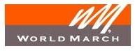 WORLD MARCH 【ワールドマーチ】