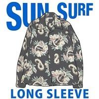 サンサーフ SUN SURF 長袖 東洋エンタープライズ アメカジ ビンテージ