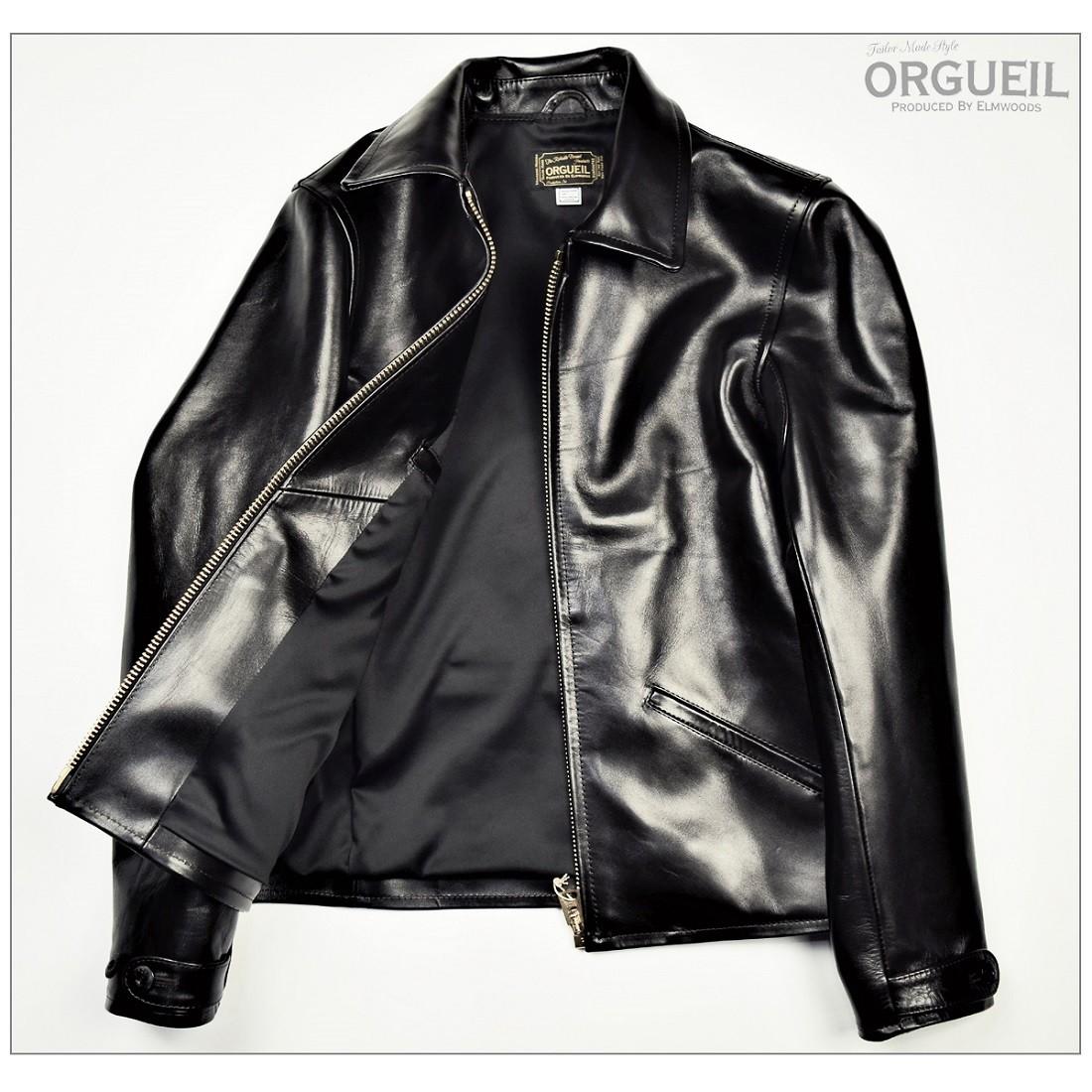 OR-4081 オルゲイユ ORGUEIL ライダース ジャケット 7