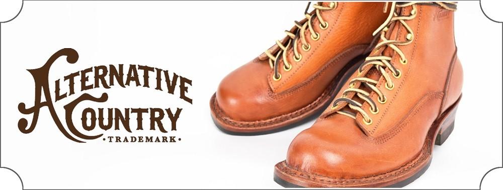 ALTERNATIVE CONTRY ブーツ 札幌 アメカジ FLAMINGO