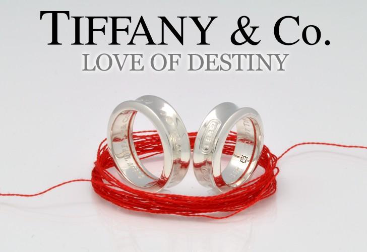 TIFFANY&Co. LOVE OF DESTINY