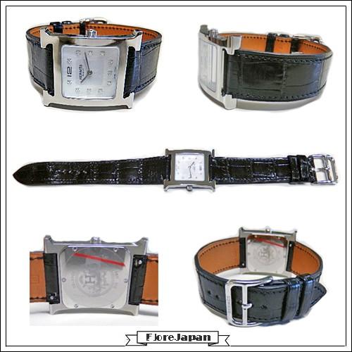 エルメスの定番人気腕時計 Hウォッチです!!