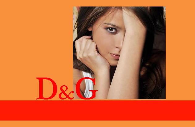 D & G ドルチェ&ガッバーナ素敵な時計です。