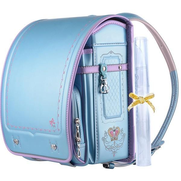 ランドセル 女 ピンク 茶色 6年保証 返品保証 クーロン 0014 / 女の子 おしゃれ かわいい 入学祝い 内祝い ピンク ブルー 可愛い 人気 水色 フロロ floro 22