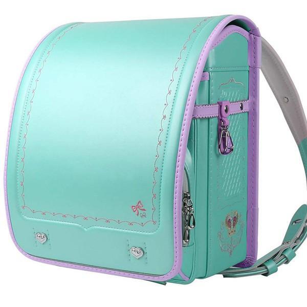 ランドセル 女 ピンク 茶色 6年保証 返品保証 クーロン 0014 / 女の子 おしゃれ かわいい 入学祝い 内祝い ピンク ブルー 可愛い 人気 水色 フロロ floro 24