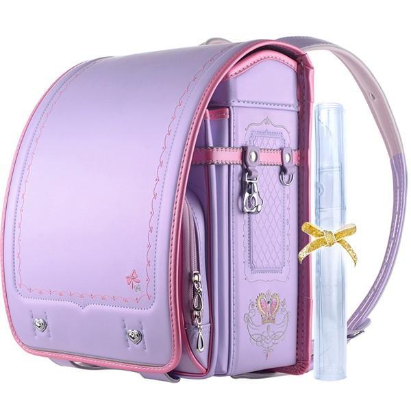 ランドセル 女 ピンク 茶色 6年保証 返品保証 クーロン 0014 / 女の子 おしゃれ かわいい 入学祝い 内祝い ピンク ブルー 可愛い 人気 水色 フロロ floro 23