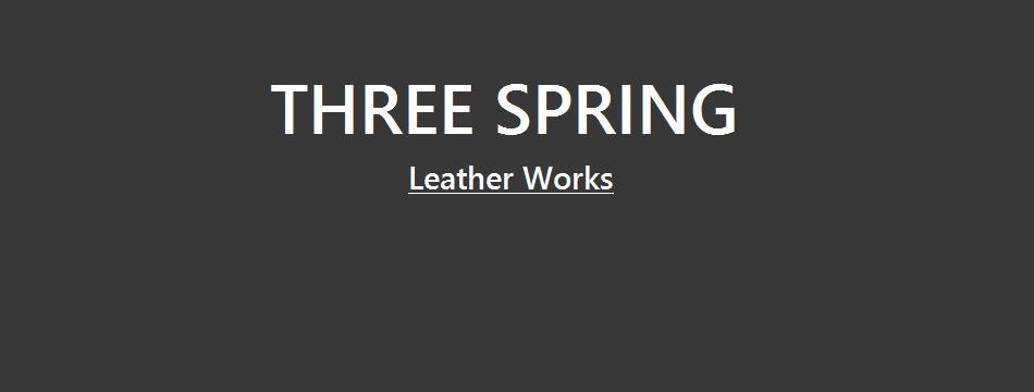THREE SPRING