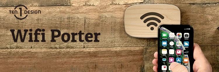 WiFiポーター