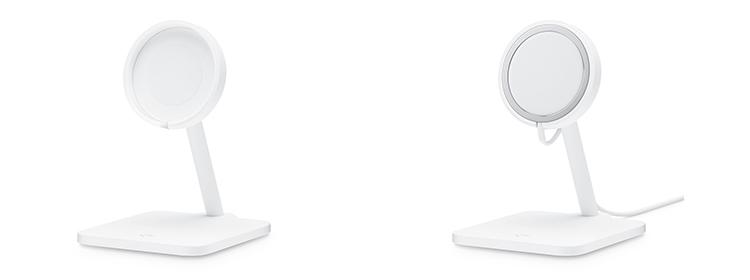 Apple製MagSafe充電器(別売り)に対応。