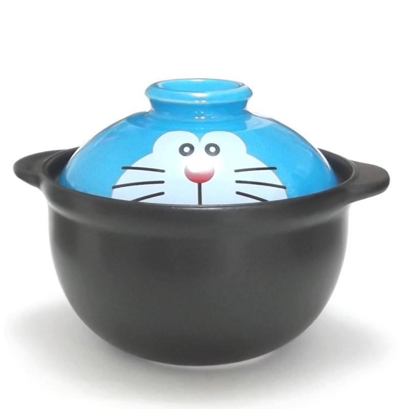 ドラえもん フェイス 1人用 土鍋