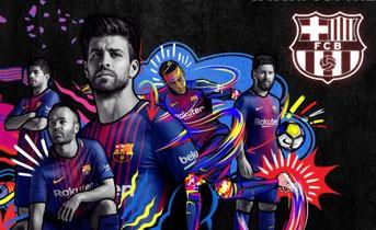 バルセロナ ユニフォーム