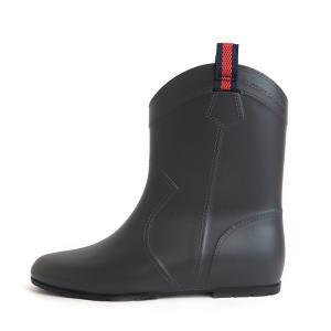 レインブーツ レディース レインシューズ 安い シンプル かわいい 通勤 通学 ショート 防水 長靴 雨靴 雪対策 22.5cm〜25.5cm ゆうパケット非対応|footone|12