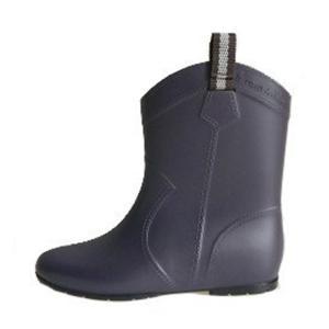 レインブーツ レディース レインシューズ 安い シンプル かわいい 通勤 通学 ショート 防水 長靴 雨靴 雪対策 22.5cm〜25.5cm ゆうパケット非対応|footone|11