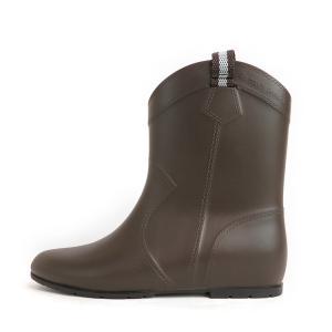 レインブーツ レディース レインシューズ 安い シンプル かわいい 通勤 通学 ショート 防水 長靴 雨靴 雪対策 22.5cm〜25.5cm ゆうパケット非対応|footone|08