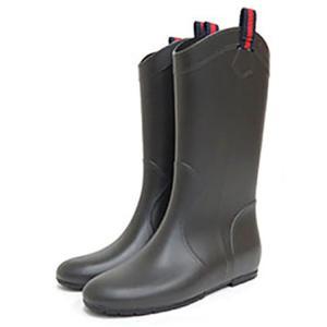 レインブーツ レインシューズ レディース かわいい 安い 通勤 通学 長靴 ロング丈 防水 雨靴 梅雨対策 23cm〜25cm ゆうパケット非対応|footone|15