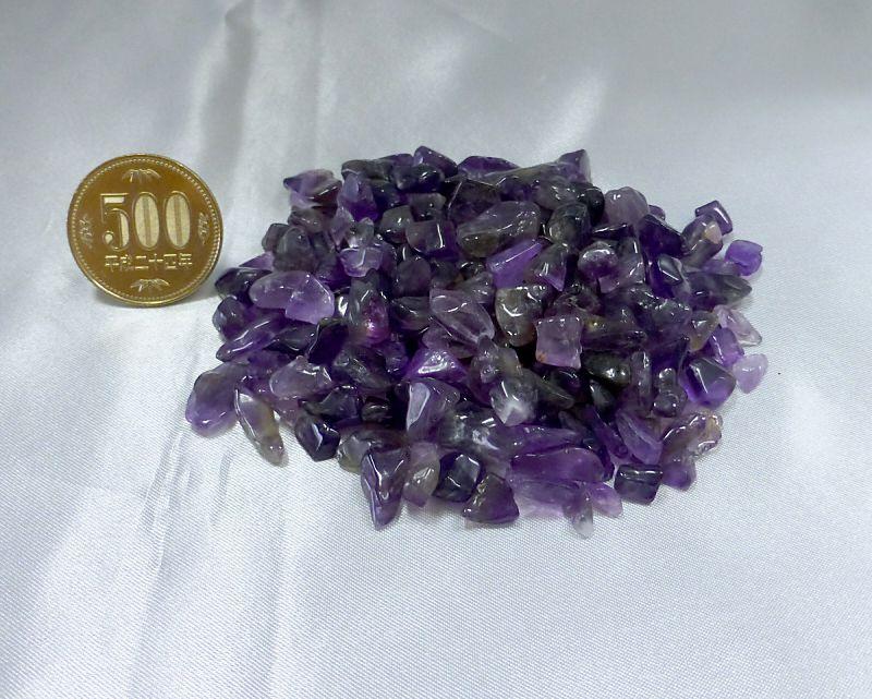 アメジスト,紫水晶,Amethyst,さざれチップ