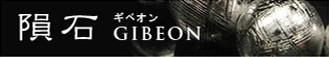 ギベオン隕石特集