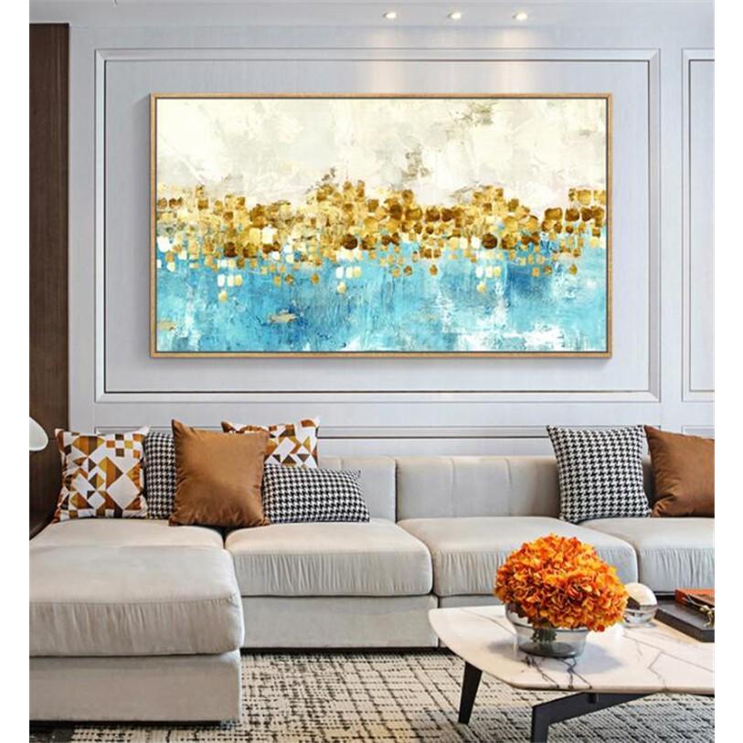 絵画 油絵 壁掛け アートパネル 額つき インテリア 美術品 寝室 玄関飾り  撥水 縁起物 北欧風 forestjapan 08