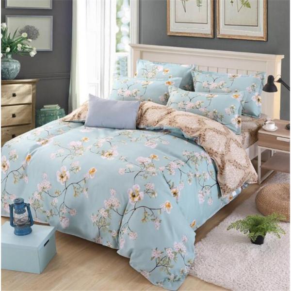 シーツ セット 枕カバー  布団カバー ベッド用品 寝具 4点 セットセミダブル シングル 綿 コットン |forestjapan|02