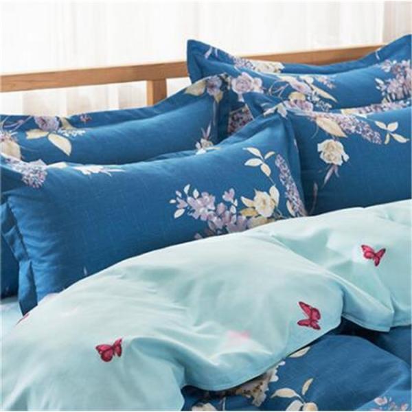 シーツ セット 枕カバー  布団カバー ベッド用品 寝具 4点 セットセミダブル シングル 綿 コットン |forestjapan|07