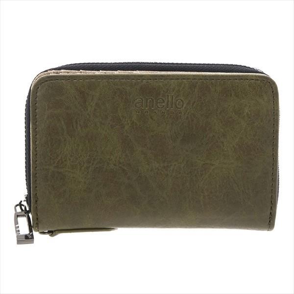 ba3c87939f84 財布 レディース 二つ折り 通販 anelloGRANDE アネログランデ ブランド 使いやすい おしゃれ ファスナー メンズ 40代