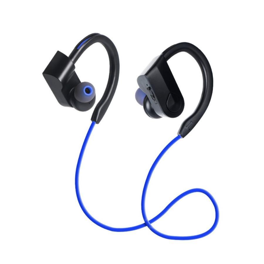 イヤホン スポーツ ランニング ブルートゥース 防水 ワイヤレス Bluetooth IPX5 iPhone Android アンドロイド ワイヤレスイヤホン forties 15