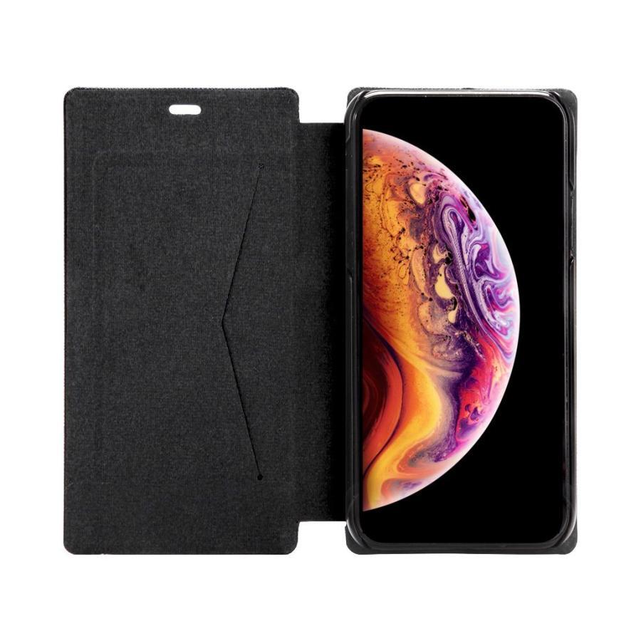 iPhone XS ケース 手帳型 iPhoneXS 耐衝撃 スタンド機能 薄型 カード収納 Qi ワイヤレス充電対応ケース おしゃれ ポイント消化 送料無 40s|forties|18