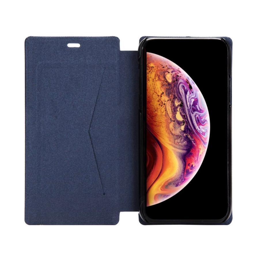 iPhone XS ケース 手帳型 iPhoneXS 耐衝撃 スタンド機能 薄型 カード収納 Qi ワイヤレス充電対応ケース おしゃれ ポイント消化 送料無 40s|forties|20