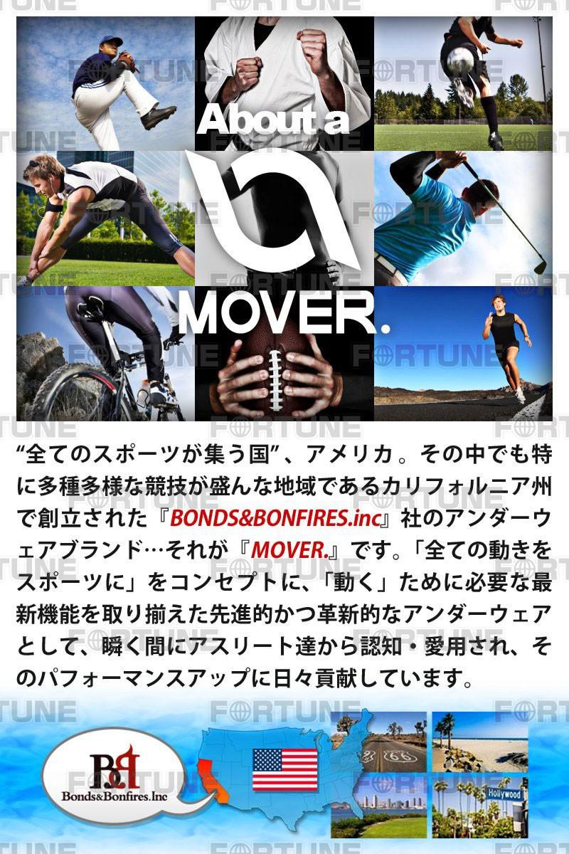 高機能アンダーウェア MOVER.