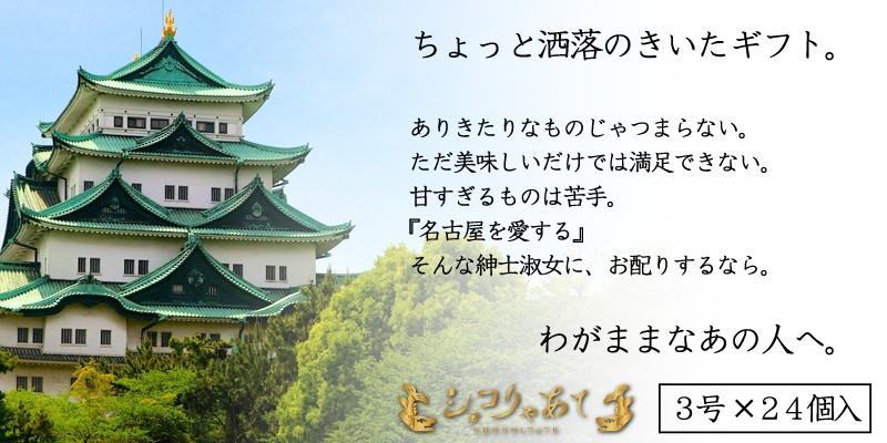 名古屋クラシック ショコりゃあて3号まとめ買い