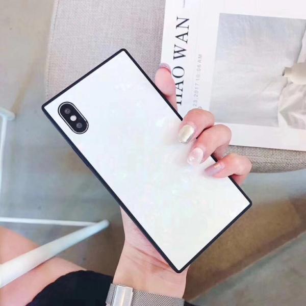iPhone XR  ケース iPhonexs Max iPhone X iPhone 8 iPhone 7ケース 背面ガラス リング付きiPhoneケース 耐衝撃 軽量 iPhone7 plus ケース 送料無料|francekids|18