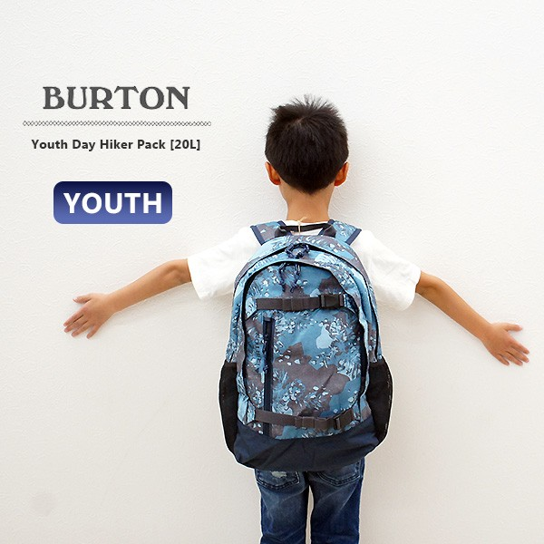92e09a6a01a5 BURTON バートン Youth Day Hiker Pack  20L ユースデイハイカーパック ...