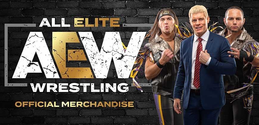 AEW All Elite Wrestling オール・エリート・レスリング