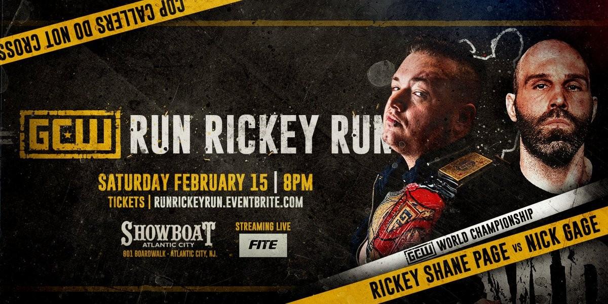 GCW Run Rickey Run