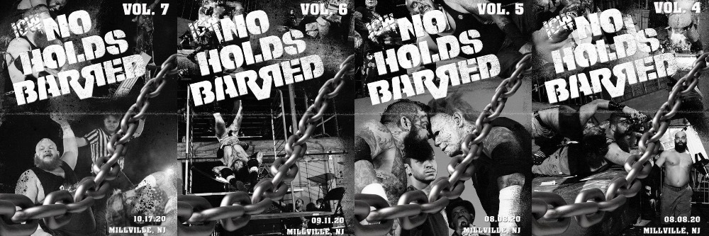 ICW No Holds Barred DVD