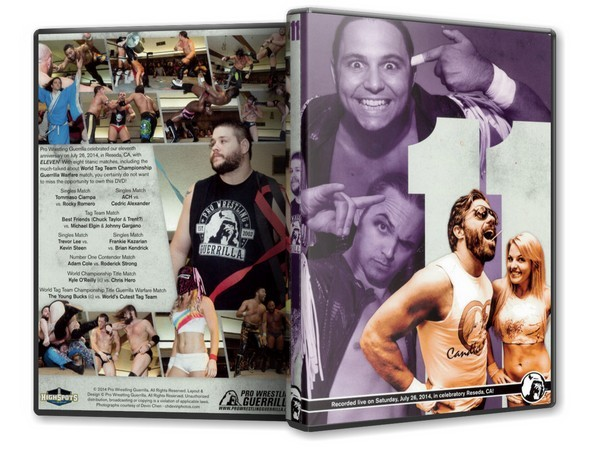 PWG DVD