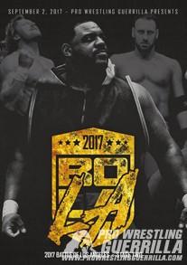 PWG Pro Wrestling Guerrilla DVD
